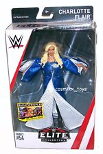 WWE WRESTLING ELITE SERIES #54 SUPERSTAR WRESTLER DIVA CHARLOETE FLAIR MATTEL