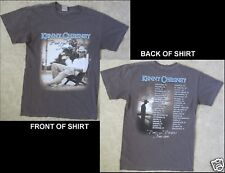 Kenny Chesney Poets and Pirates Tour 2008 Size Small Taupe T-Shirt