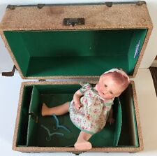 "Arranbee Kewty Doll 13"" and Nancy Wardrobe Case"