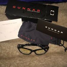 GUNNAR Gaming and Computer Eyewear/Axial, JEWEL PWR 1.25 ONYX LIQUET