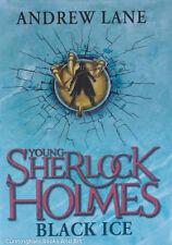 Young Sherlock Holmes Black Ice- UK Edition-signed/numbered ( Item  1116 )