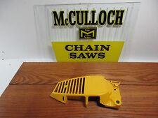 McCulloch Pro Mac 310 320 330 365 Chainsaw Clutch Chain Brake Cover