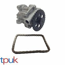 BRAND NEW FORD TRANSIT OIL PUMP AND CHAIN 2.4 2.2 RWD FWD 2006 ON MK7