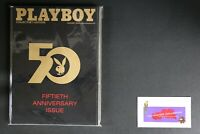 💎PLAYBOY MAGAZINE JAN 2004 COLLEEN SHANNON COLLECTORS EDITION 50TH ANNI ISSUE💎