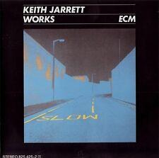 Keith Jarrett – Works, CD, Jazz