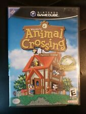 Animal Crossing (Nintendo GameCube, 2002). Tested. Working
