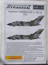 Xtradecal 1/48 X48135 Panavia Tornado GR.1/GR.1A Pt 2 decal set