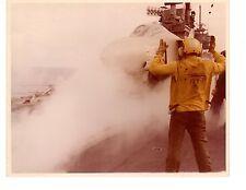 McDonnell Phantom F4S VF74 Navy Fighter Aircraft Photo 8x10 USS Forrestal CV59