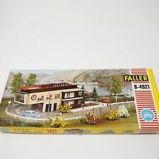 Faller AMS H0 1/87 B-4921 Sporthotel - Vintage Bausatz