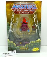MOTUC, Orko, Masters of the Universe Classics, MOC, figure, sealed, He-Man, MISB