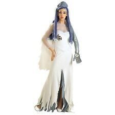 Corpse Bride Costume Adult Halloween Fancy Dress