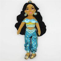 Disney Aladdin Princess Jasmine Stuffed Plush Doll 40cm Gift