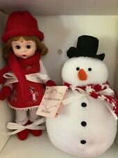 New ListingMadame Alexander Wendy Builds A Snowman #39925 🧣🎩☃���