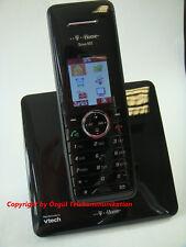 T-SINUS 502 Schnurlos Design Telefon Schnurloses DECT Gerät Telekom Glanzschwarz
