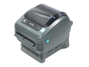 New Zebra ZP450 Direct Thermal Barcode Label Printer Shipping Label Tag Printer