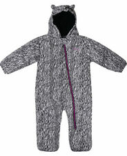 Dare 2b Boys & Girls Break The Ice Waterproof Breathable Baby Snow Suit 36-48 Months - Height 104cm Black/white