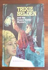 TRIXIE BELDEN and the Happy Valley Mystery  HB Whitman  Kathryn Kenny