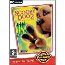 PC Fun Club: Scooby Doo 2 Monsters Unleashed (PC CD)