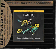 Traffic - Shoot Out At The Fantasy Factory MFSL Gold CD OOP