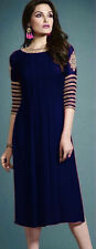 Trendy Western Georgette embroidary Sleeve work Kurti N BLU