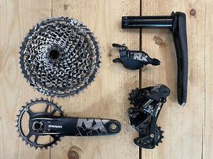 SRAM NX Eagle DUB 12 Speed Mountain Bike Groupset