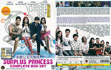 SURPLUS PRINCESS 잉여공주 剩余公主 (1-10 End) 2014 Korean Drama DVD English Subtitles