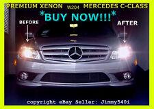 *XENON LIGHTS* 2008~2014 MERCEDES-BENZ C-CLASS C300 / C250 / C350 W204-Jimmy540i