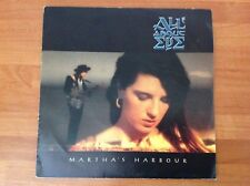 ALL ABOUT EVE - 1988 Vinyl 45rpm 7-Single - MARTHA'S HARBOUR