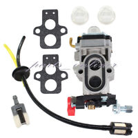 Carburetor Carb Kit For Walbro WYA-56-1 with Fuel Line Kit & Gasket