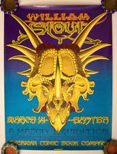 William Stout American fantasy artist and illustrator Dinosaur, Dragon Poster