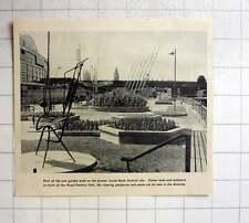 1952 New Garden Walk Former South Bank Festival Site