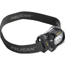 Pelican Black ProGear 2740 LED Head Light / Head Torch Runtime Of 50 Hours