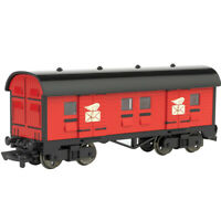 Bachmann 76040 Thomas & Friends Mail Car - Red HO Scale