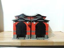 LEGO WORLD CITY 10027 Train Engine Shed .