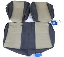 Fiat Panda 169 2003-2012 seat covers for rear split seat SED-702 New Original