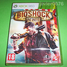 Pal version Microsoft Xbox 360 BioShock Infinite