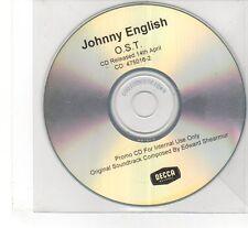 (FR420) Johnny English, O.S.T. - DJ CD