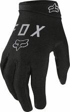 Fox Racing Ranger Women's Full Finger Glove: Black LG