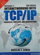Internetworking with TCP/IP Volume One by Douglas E. Comer