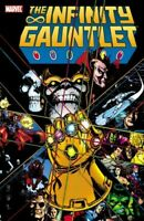 Infinity Gauntlet (Marvel, The Avengers) [New Book] Graphic Novel, Pap