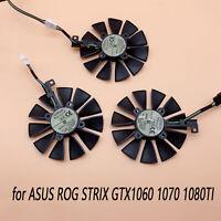 Grafikkarte Lüfter Cooling Fan für ASUS ROG STRIX GTX1060 1070 1080TI T129215SU