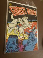 Ghost Rider 1950 #1 Magazine Enterprises Dick Ayres. Origin of Ghost Rider