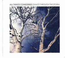 (EK46) All Things Considered, Dance Through The Storm - 2012 sealed CD