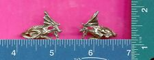 20 wholesale pewter laying dragon figurines m11094