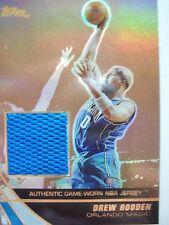 2004 TOPPS BASKETBALL GAME JERSEY DREW GOODEN JE-DG  MAGIC  59/99  B54