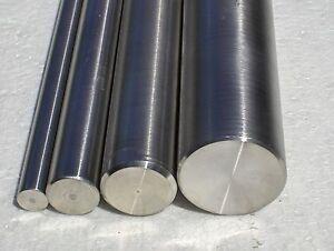 Edelstahl Rundstahl Blank V2A Ø 28 mm L = 183 mm