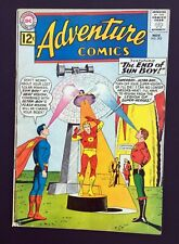 ADVENTURE COMICS #302 -1962 DC Comics - Superboy! Sunboy! Ultraboy! Lightning!