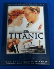 Titanic (1997 Paramount 03135 Special Collector's Edition 3-DVD Set)