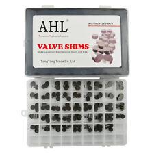 9.48mm Valve Shim Kit 1.2 to 4.0 for Kawasaki Suzuki Honda Yamaha 176Pcs / 4Set