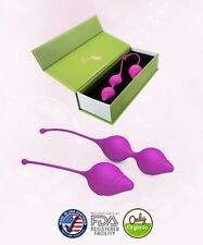 Vaginal Exercise Tightening Premium Kegel balls kit